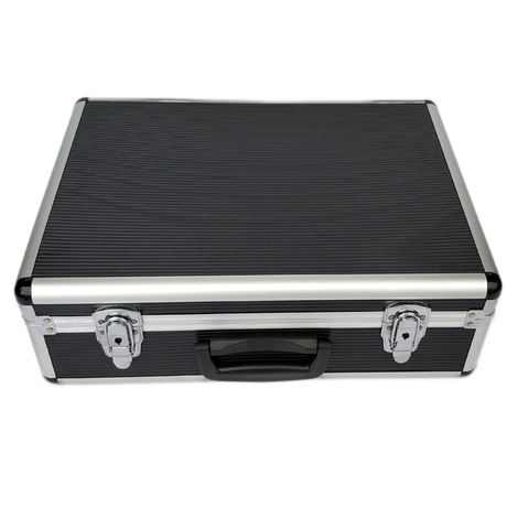 Hot selling aluminum tool storage Case with tool pallet