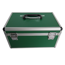 customized size first aid lockable box aluminum cases
